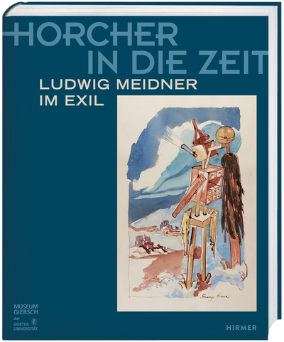 """Buch cover """"Horche rin die Zeit"""""""