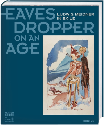Book Cover Eaves Dropper on an age